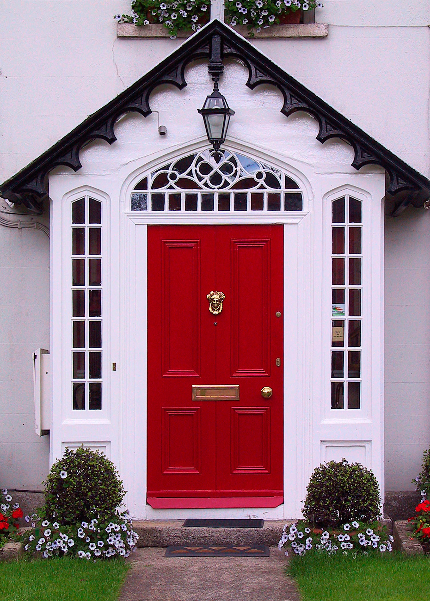 The Best Feng Shui Color For My Front Door For Attraction