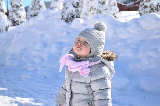 Baby Winter Clothes: Layering up to combat the cold climate
