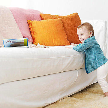 Baby Cruising: Your Kiddo's First Step To Walking