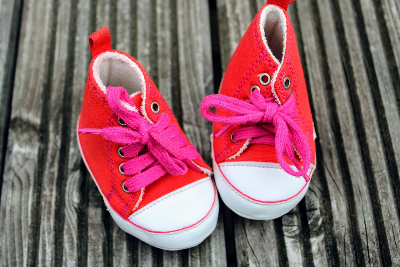 Baby First Shoes: 15 Designs You Wish They Have In Your Size