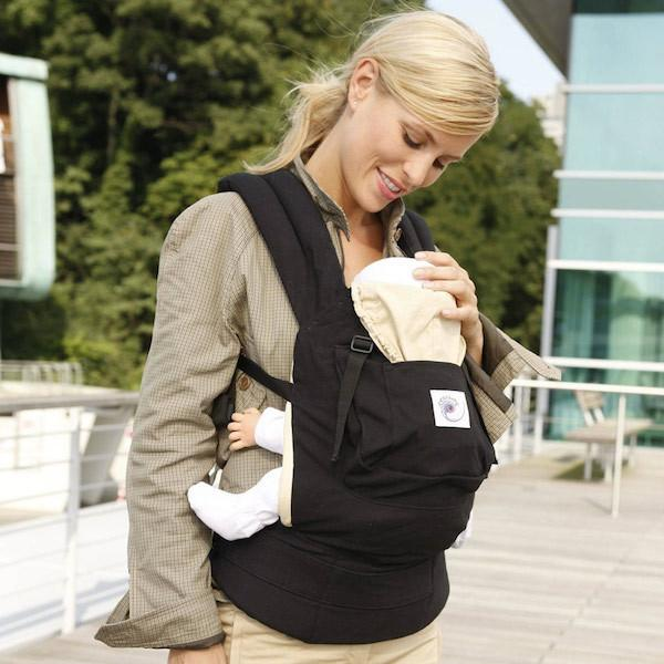 A Recap on Celebrities and Their Baby Carrier Styles
