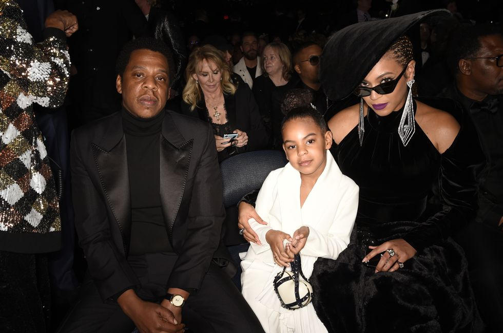 Beyonce's children and their fashionable dress style
