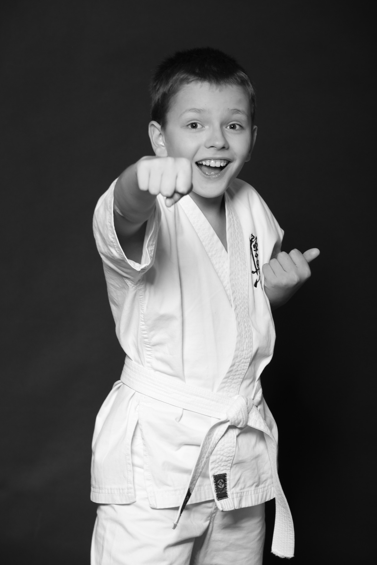 The pros and cons of kids learning toddler karate