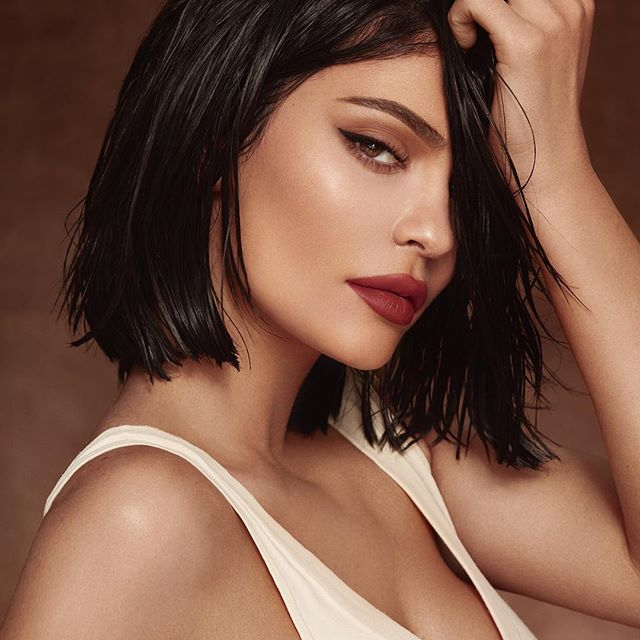 Celebrity Mom: Which Kylie Cosmetic range are hot right now