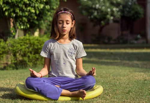 20 fun and easy yoga poses for children to follow