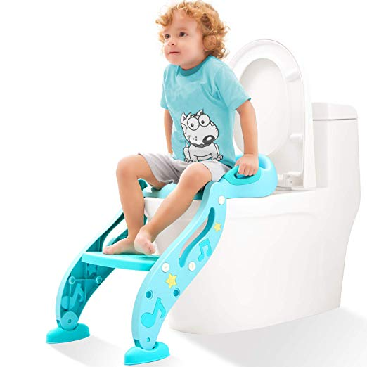 Best toddler toilet seat that works for parents and child