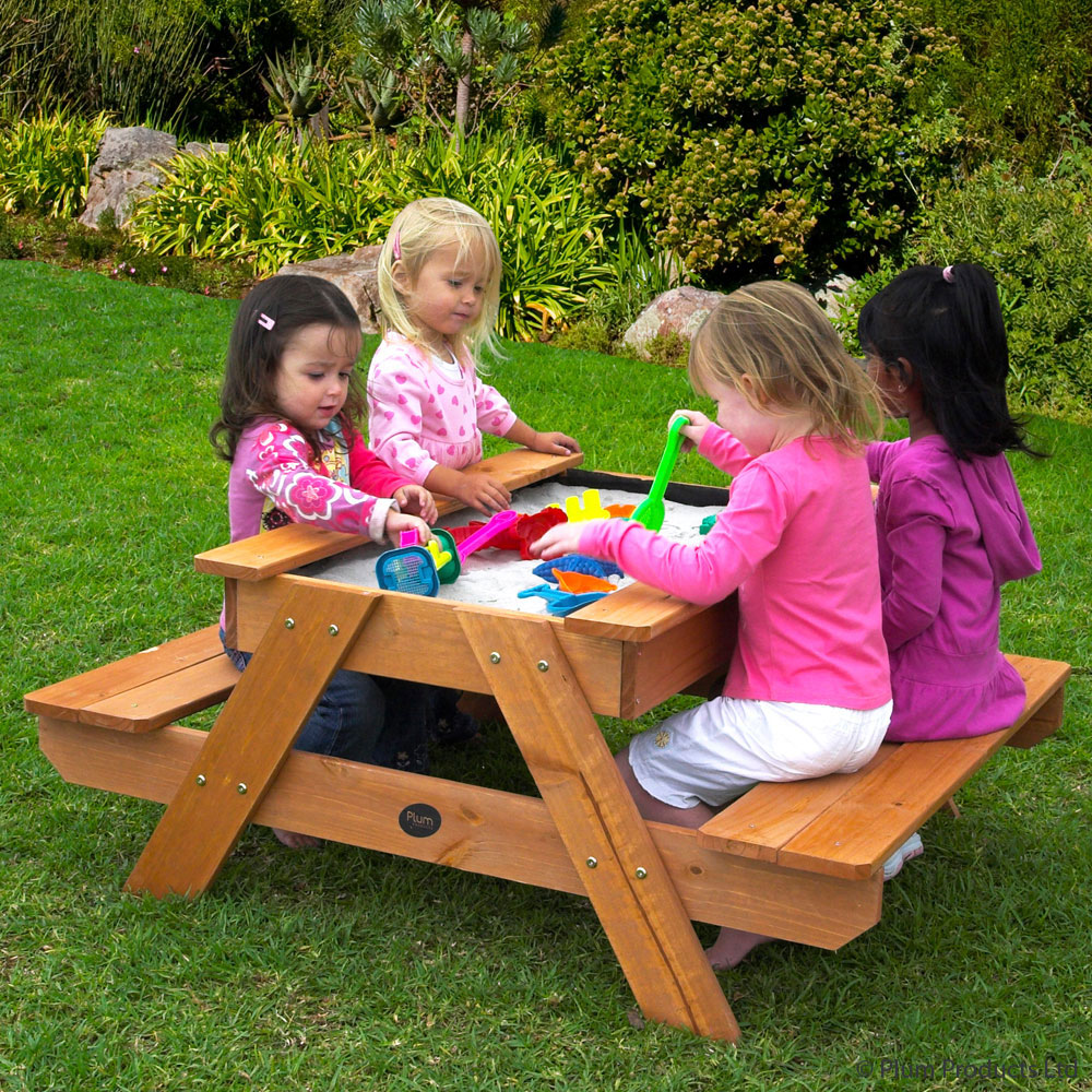 Top 10 best toddler picnic table for some outdoor picnic