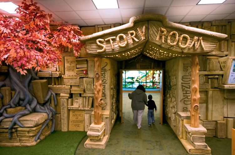 5 Best Children's Library to Bring Your Kids to
