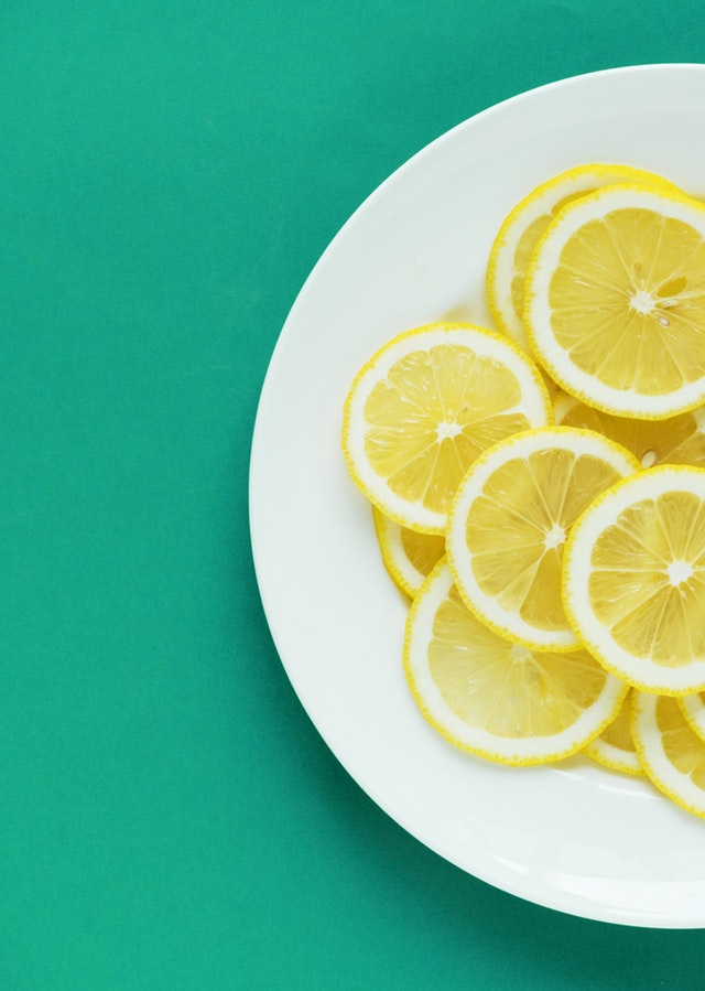 Using lemon essential oil for beauty and overall health