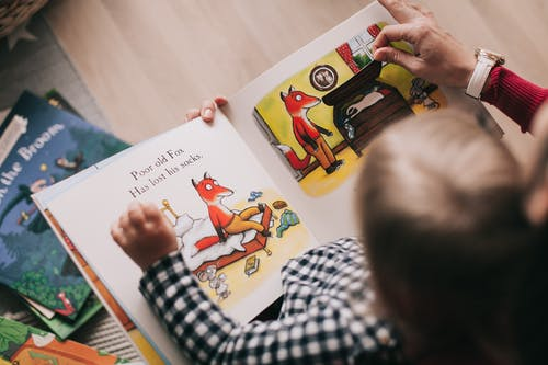 20 best children's picture books for babies and toddler