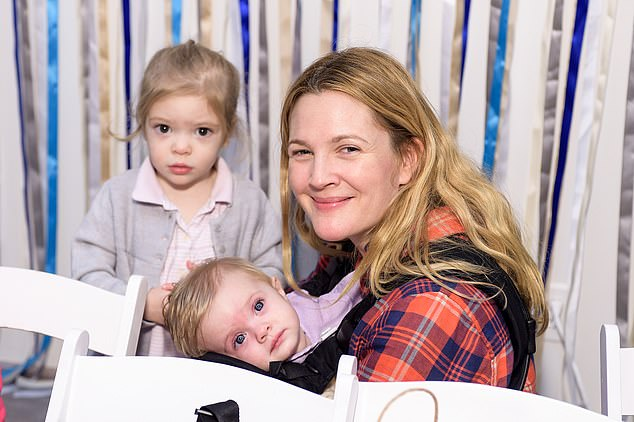 Celebrity Moms share about being a first time mom
