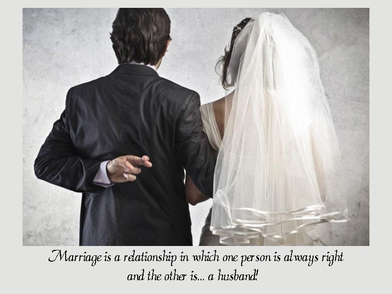 20 Funny quotes on marriage, love and relationships