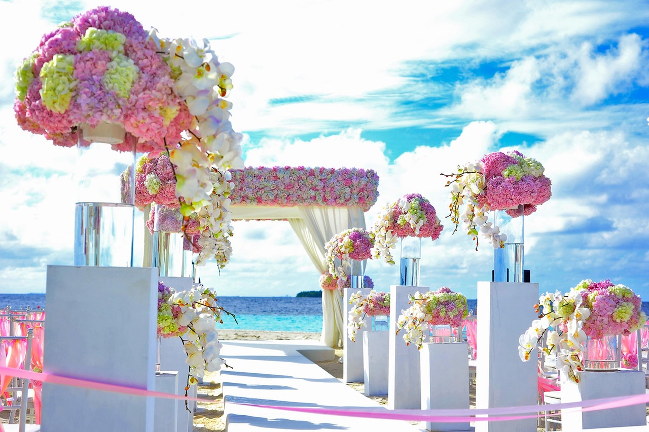 20 Wedding theme ideas you can consider as your own