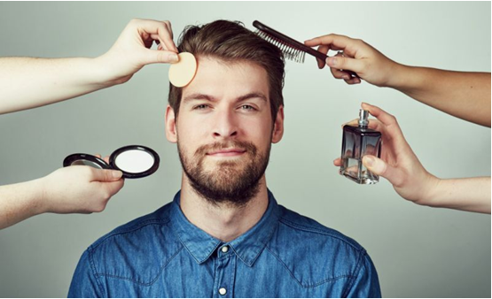 10 Ways to Do Makeup for Men that's Quick and Easy