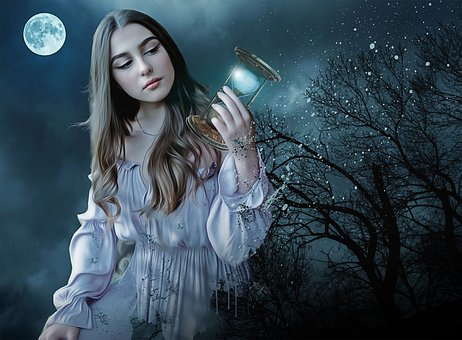 5 Moon Magic Rituals Easily Done at Home for Manifestation