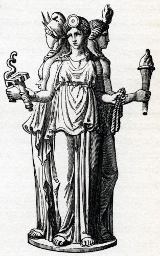 5 Powers That Hecate The Greek Goddess Of Witchcraft Has