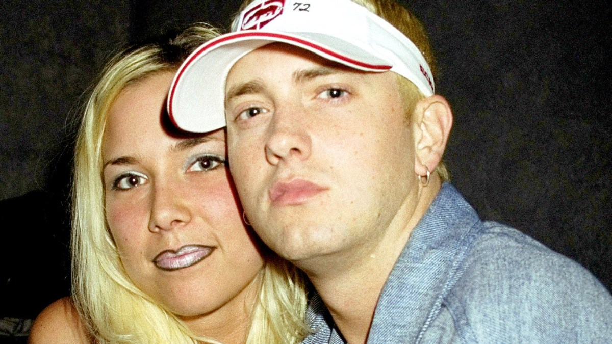 Ex Wife of Eminem: Everything about Kimberly Anne Scott