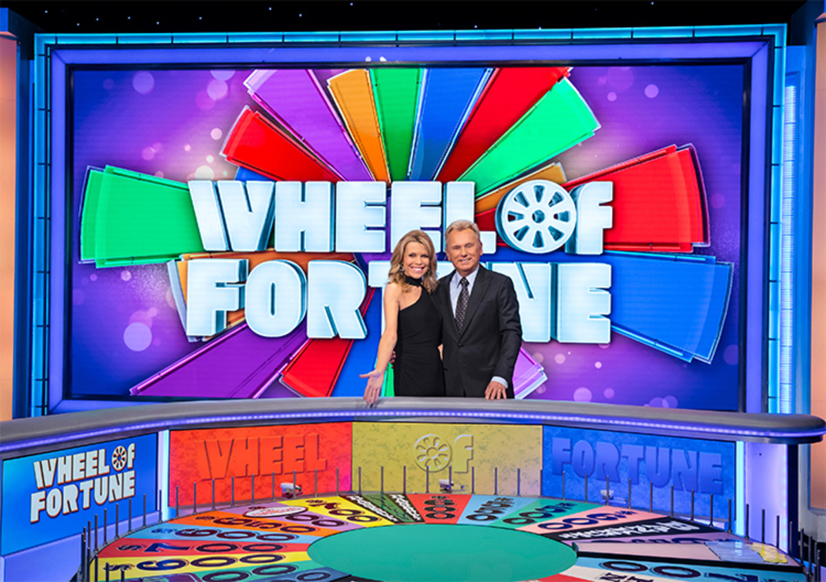Wheel of Fortune: The Longest Running Game Show in the US!
