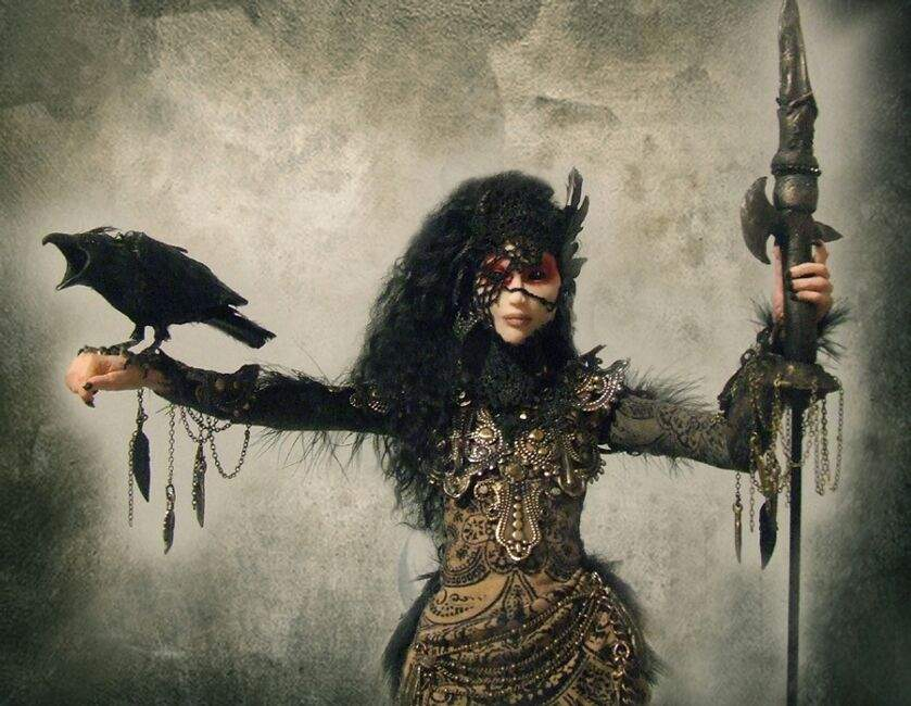 Who is the Goddess Morrigan? 10 Facts that You Might Not Know!