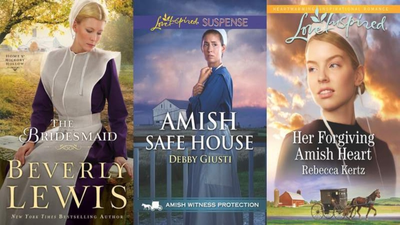 Amish Romance: What's the best books to get started?