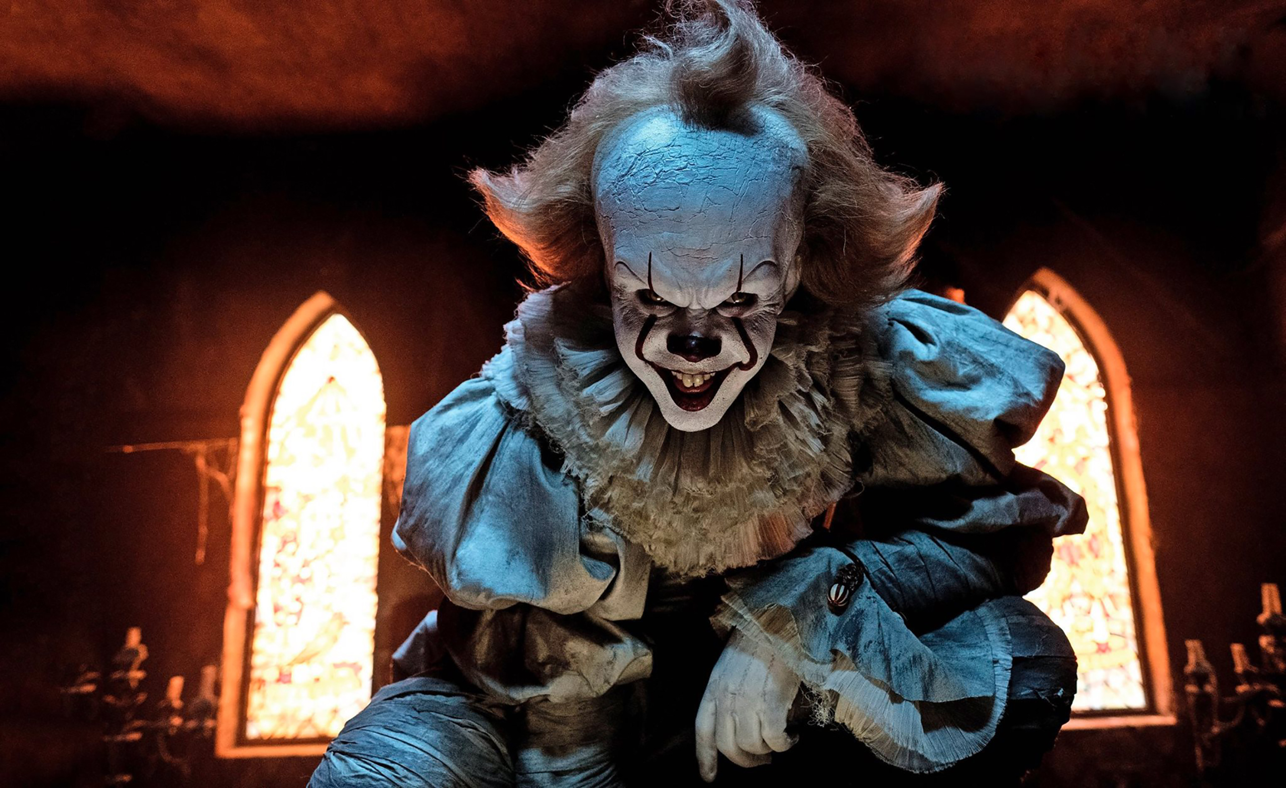 8 Thrillers and Horror Movies All Related to Clowns