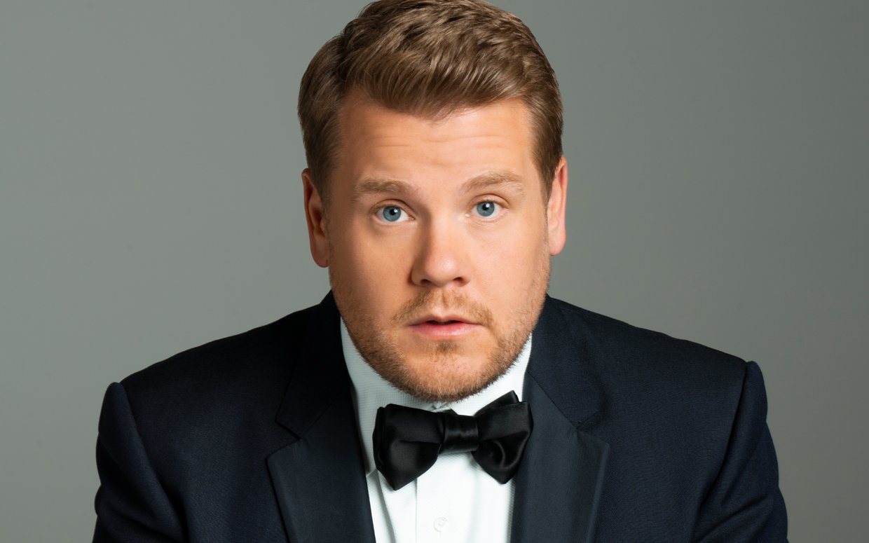James Corden and Julia Carey's Love Story Unrevealed
