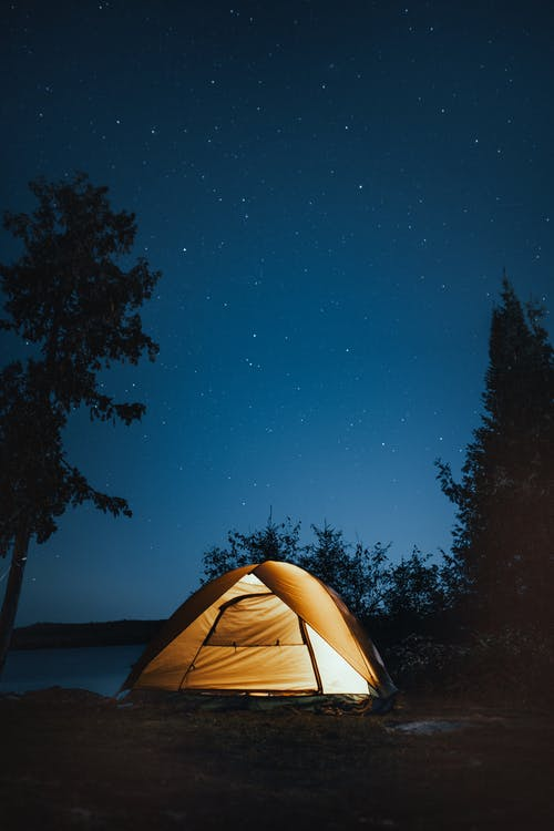 Camping Sex: Tips and Tricks to Have a Hot Tent