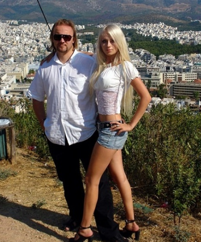 Dmitry Shkrabov: Husband of Real Life Barbie, Valeria Lukyanova
