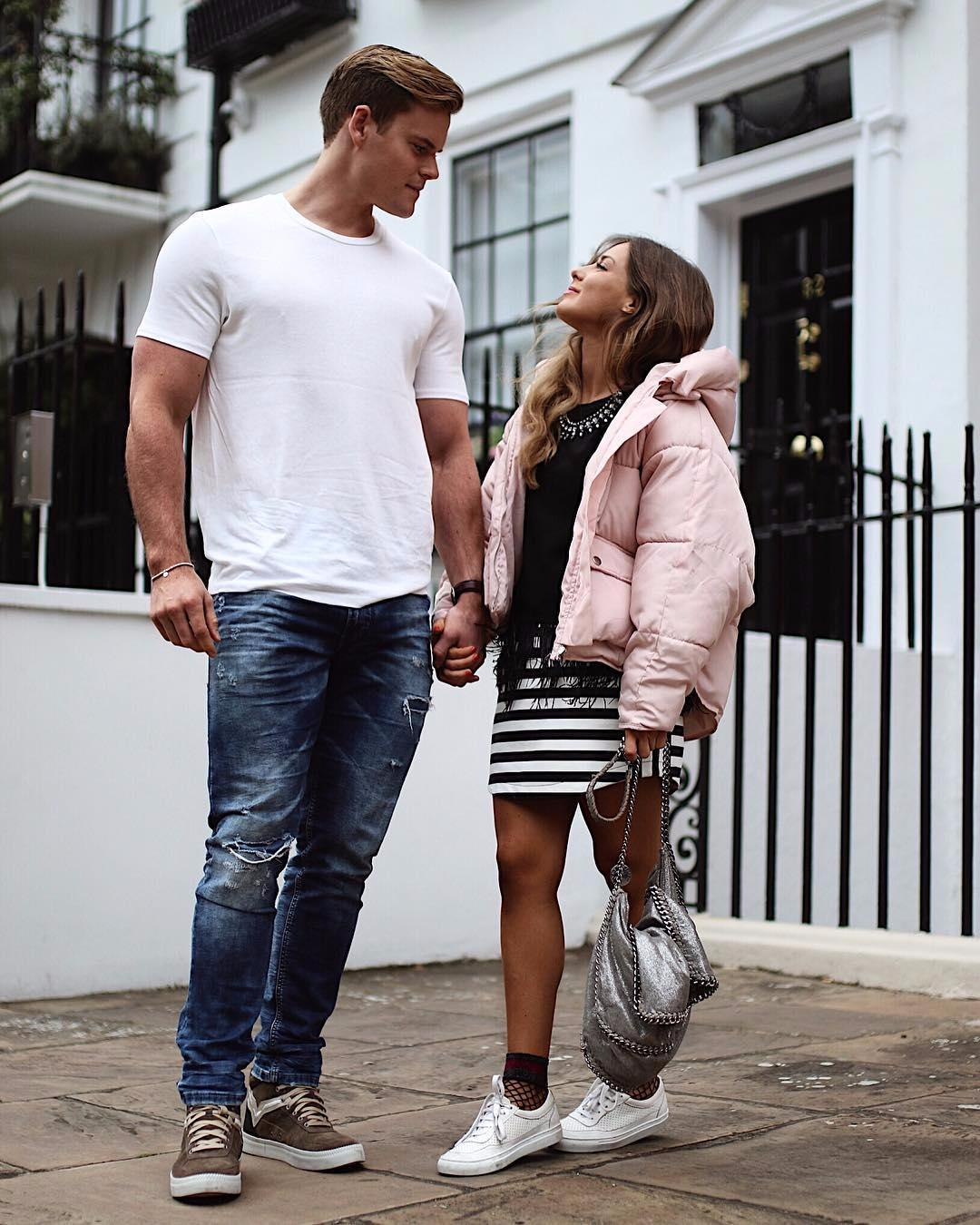 8 Things to Know About The Tall Guy Short Girl Couple Combo