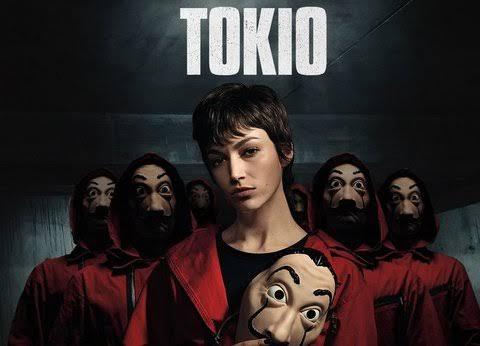 Úrsula Corberó: Meet The Person Behind Tokyo Of Money Heist