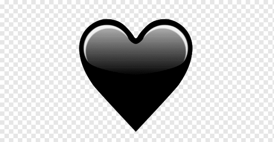 Black Heart Emoji: Am I a Black Hearted Person?