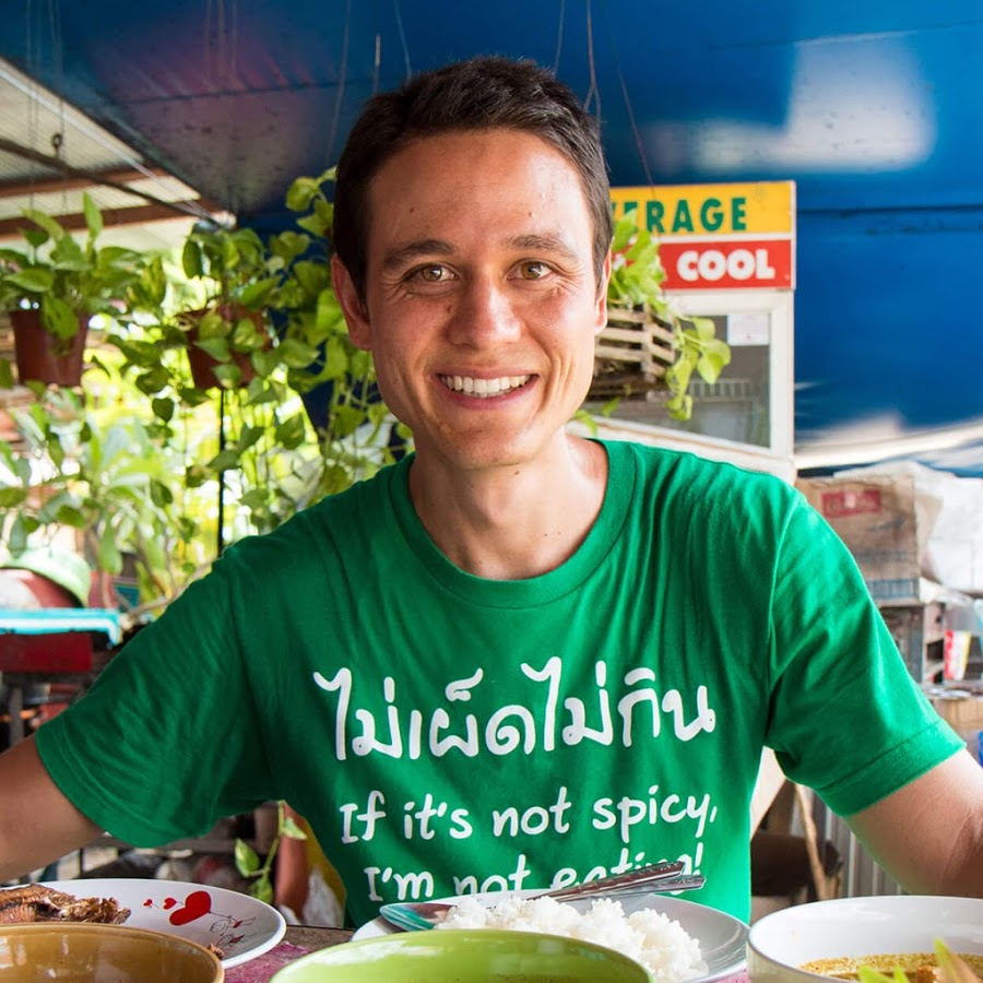 Get Ready For A Food Adventure With Mark Wiens!