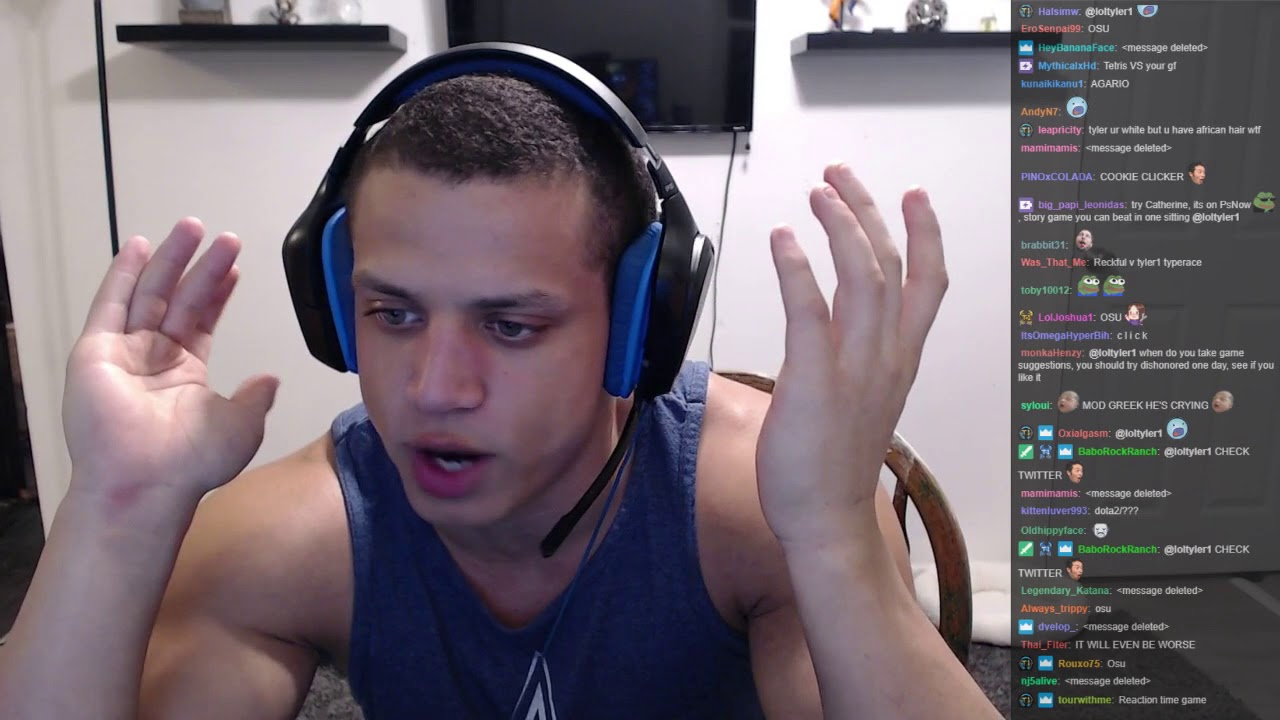 "Who Is Loltyler1 And Why Is He Called ""Reformed""?"