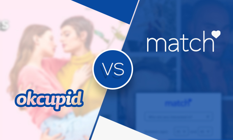OkCupid or Match: Which Dating Site Would Top 2021?
