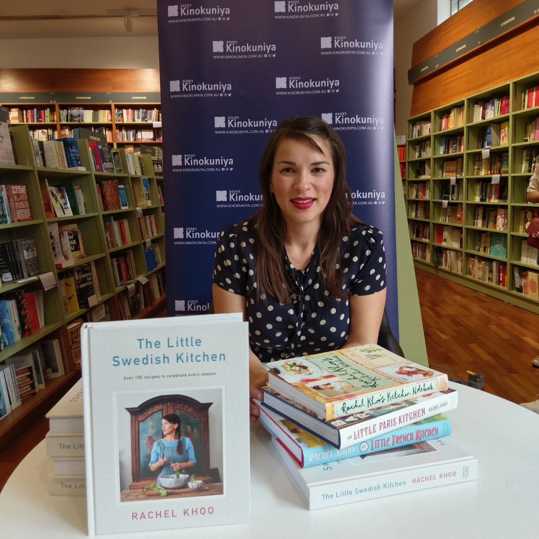 So Khool!: All About Cook-Writer-Broadcaster Rachel Khoo