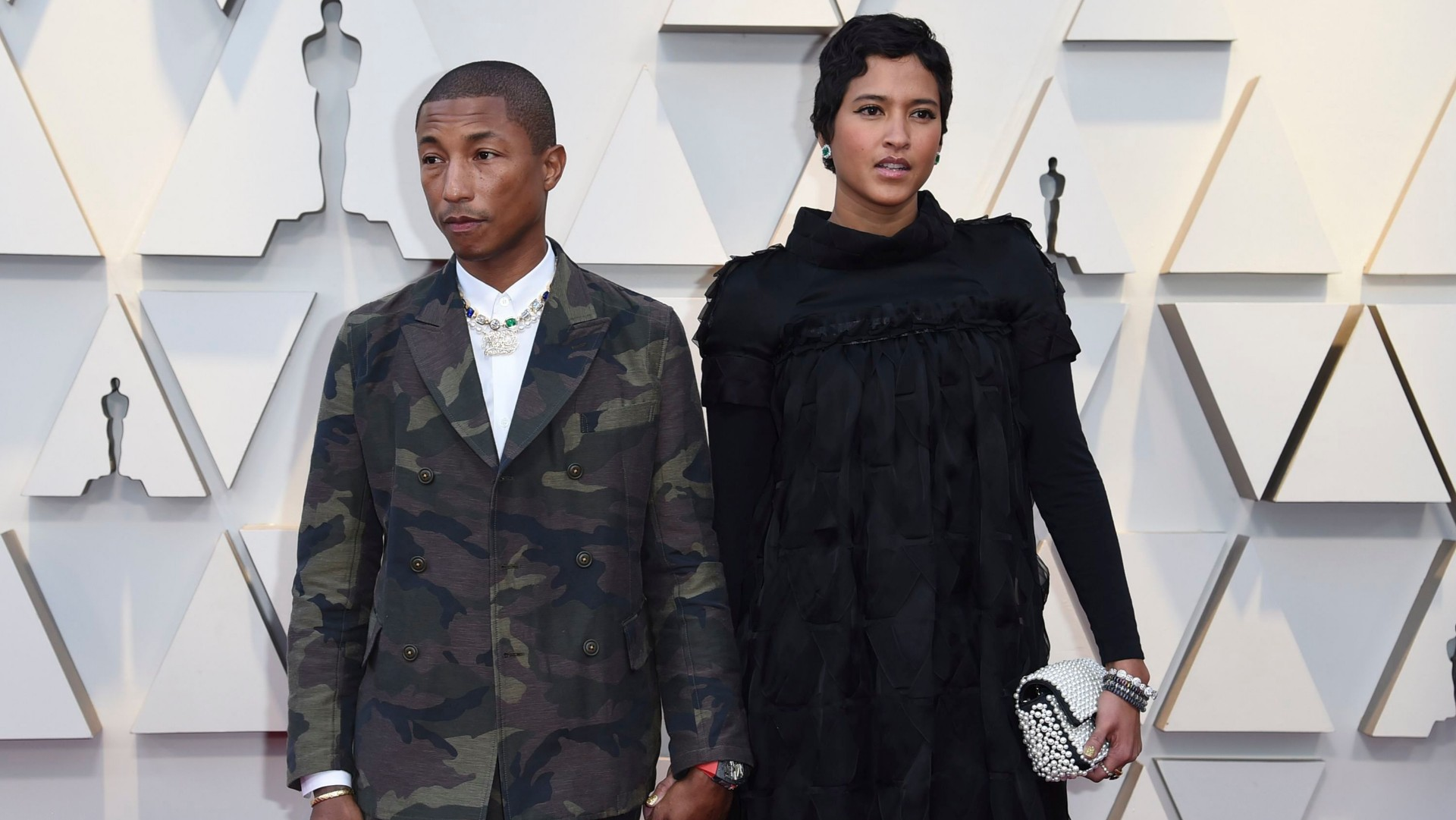 Details on Helen Lasichanh and Pharell William's Love Life