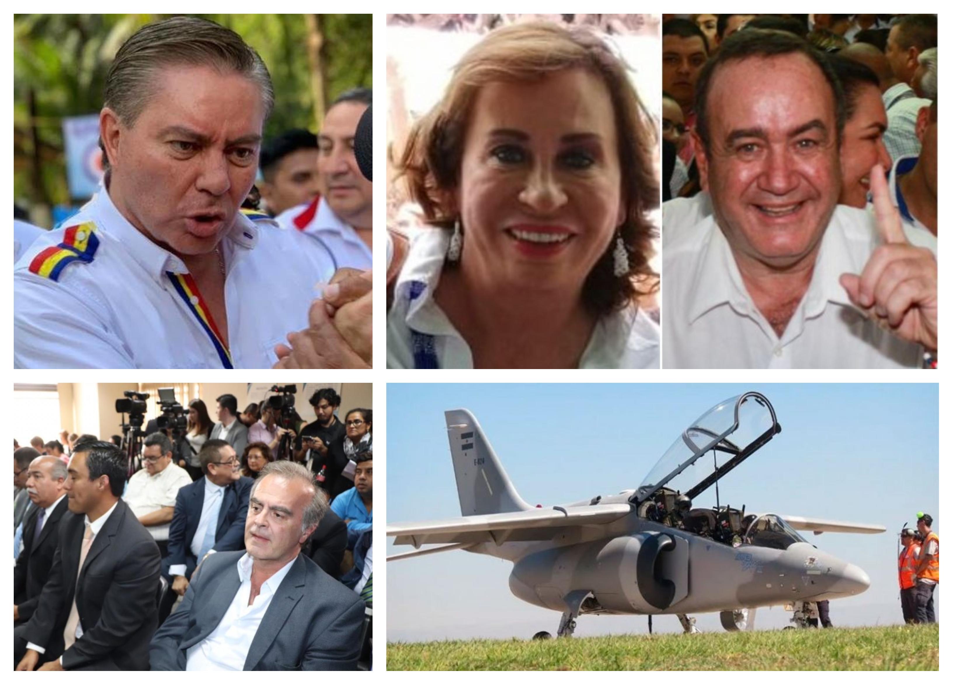 Guatemala suspendió la compra de los aviones Pampa III a la Argentina