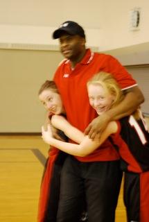 We love basketball!