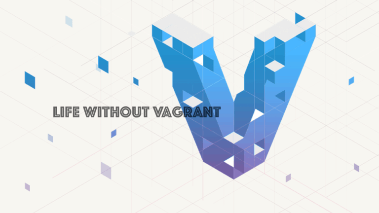 Cover Image for Life Without Vagrant