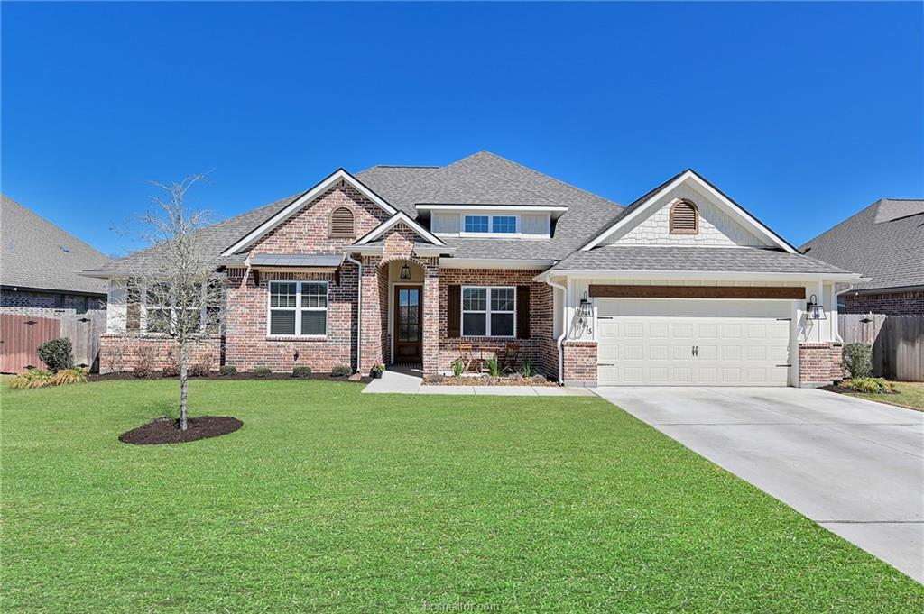 4815 Crooked Branch Drive, College Station, TX 77845