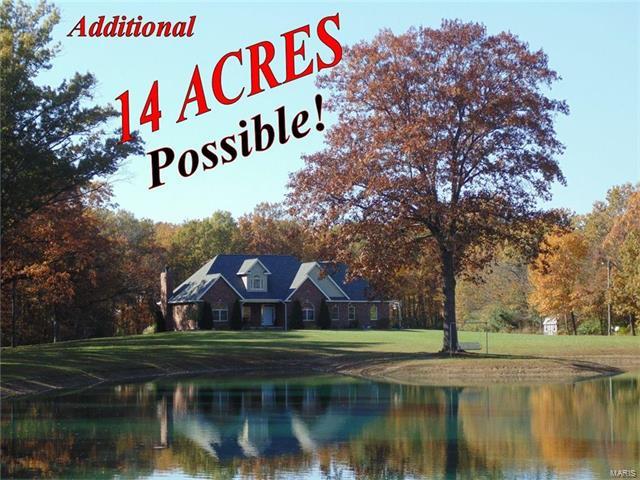 4 Bedroom, 4 Bathrooms, 3,116 sq. feet 1299 SKI CLUB Road Greenville, IL