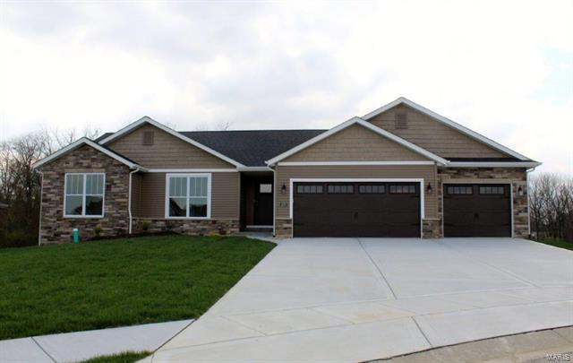 3 Bedroom, 2 Bathrooms, 1,530 sq. feet 1873 Appleton Court Maryville, IL