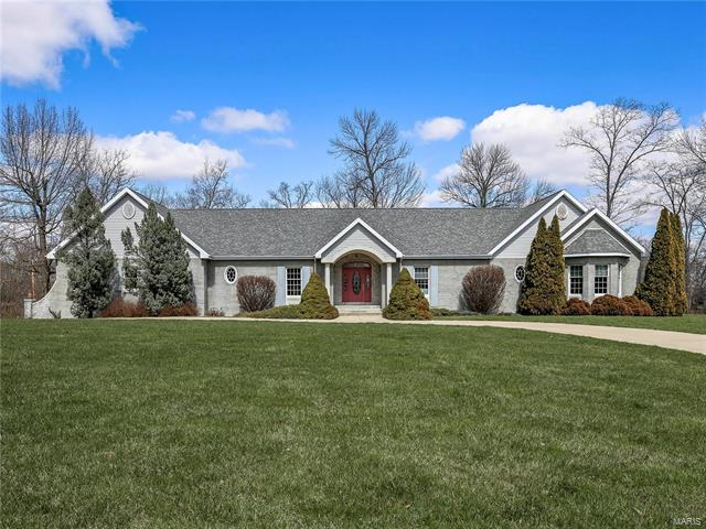 4 Bedroom, 4 Bathrooms, 2,897 sq. feet 1 Willow Circle Greenville, IL