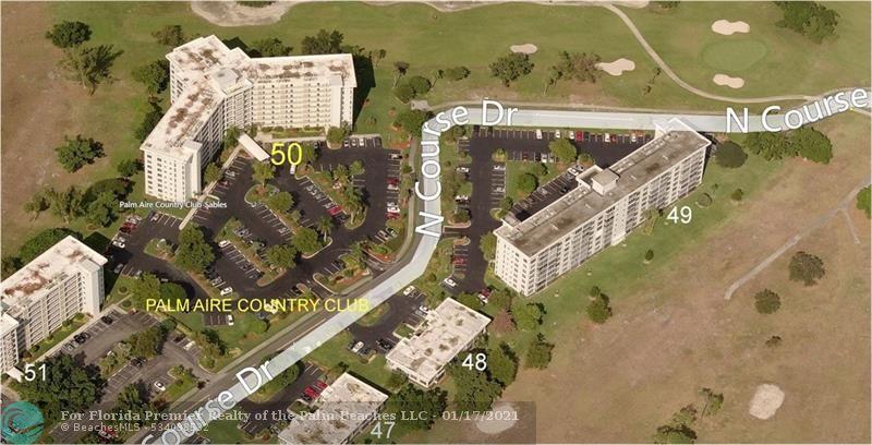 3090 N Course Dr #704, Pompano Beach - MLS#:F10176971