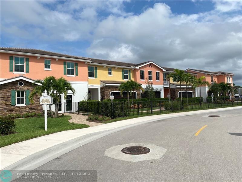 12861 TREVI ISLE DRIVE #19 - 33418 - FL - Palm Beach Gardens