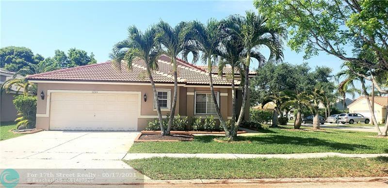 16384 SW 7TH STREET - 33027 - FL - Pembroke Pines