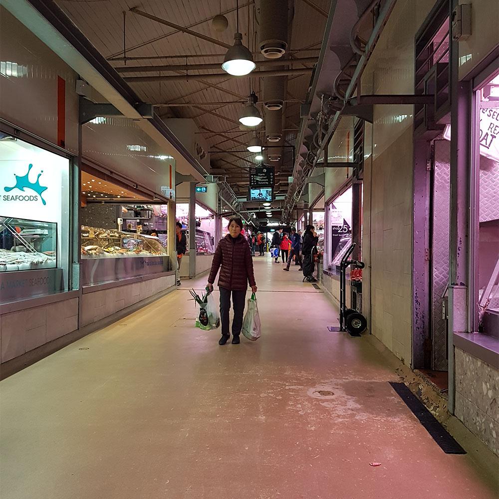 Victoria Market Produce Vendors