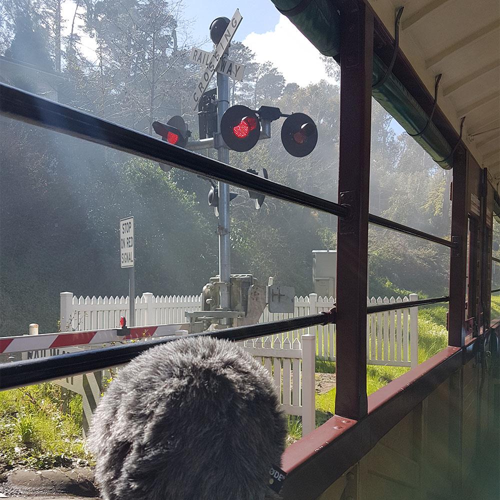 Steamtrain Interior