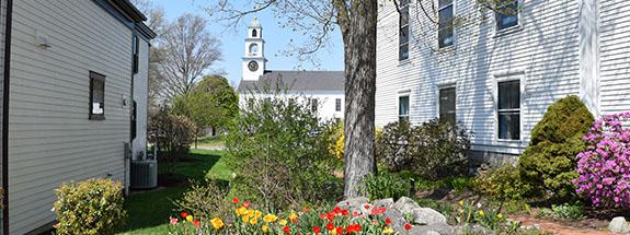 Spring in Sudbury