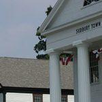 Summer Sudbury Town Hall